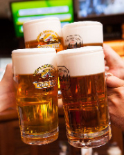 鮮度抜群のドラフト生ビール15種!