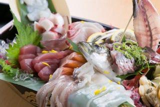 刺身と魚飯 FUNEYA 野洲店 こだわりの画像