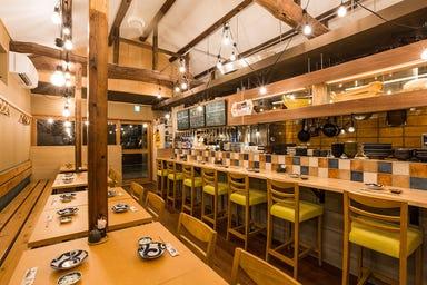 刺身と魚飯 FUNEYA 野洲店 店内の画像