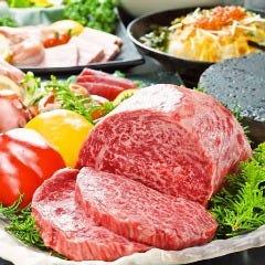 個室 黒毛牛焼肉食べ放題 かるび家 梅田店