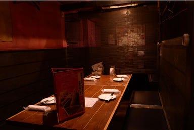 串カツ居酒屋 心斎橋のおあしす  店内の画像
