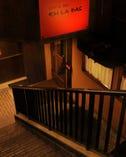 ◆地下一階◆ 外階段を降りると入口です