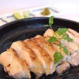 大摩桜もも肉のタタキおすすめです!
