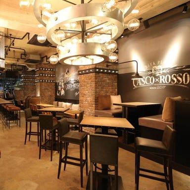 CASCO ROSSO-カスコロッソ-  店内の画像