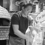 Pizzaiolo chef … HIROKI