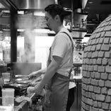 Chief chef … SAMEJIMA