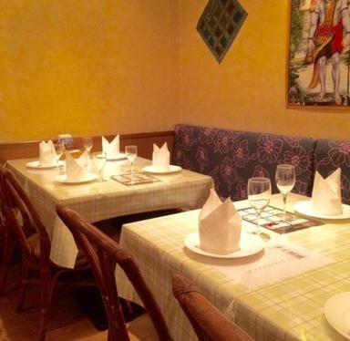 INDIAN DINING SPICE  店内の画像