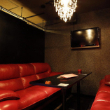 【個室】 落ち着いた雰囲気漂うソファー席個室は6名様まで◎