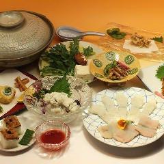 ハモ・鯨料理 個室 初代 梅田店