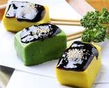 豆腐料理中心のヘルシーメニューが楽しめます