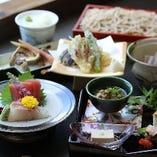 【会席コース:3500円】料理人が作る本格会席コース。当店一番人気!