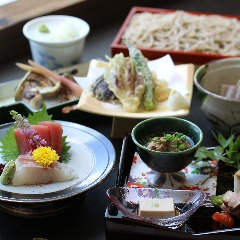 蕎麦居酒屋 亀鶴庵 茅場町店