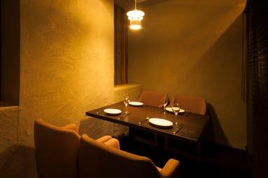 個室 & イタリアン ロジック 本町店 店内の画像