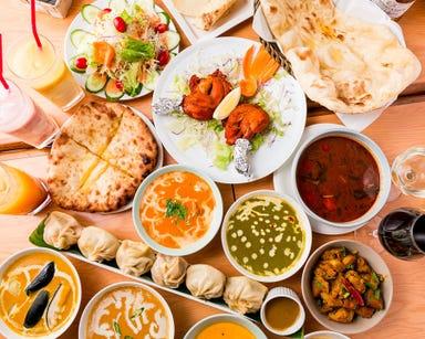Himalaya Curry ヒマラヤカリー参宮橋店  コースの画像