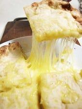 チーズのクリーミーさと甘さがマッチ