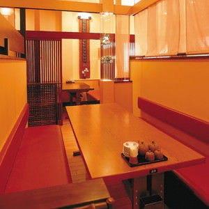 居酒屋 遊食房屋 宇多津店 店内の画像