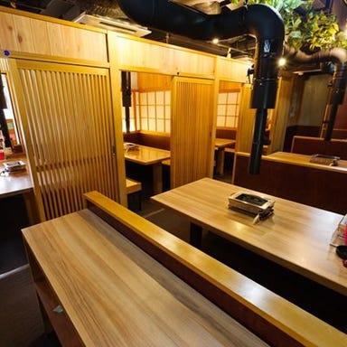 チーズタッカルビ×サムギョプサル マダン 店内の画像