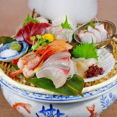 炙炉端 金魚鉢  コースの画像