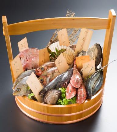 寿司日本料理 美喜仁本店  こだわりの画像
