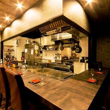 熟成肉×鉄板焼 valon ‐バロン‐  店内の画像