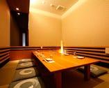 琉球畳を使用した完全個室8~10名様