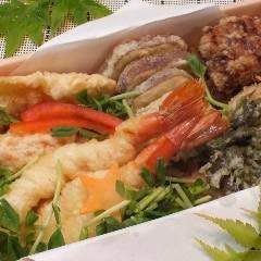 冷めても美味しい天ぷら盛り合わせ