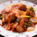 中華といえばこのメニューを思い浮かべる人も多いのでは。「酢豚」
