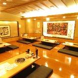 35名様までご利用可な、宴会スペースあります!!