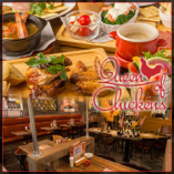 QUEEN OF CHICKENS ヨドバシAKIBA店