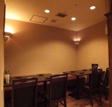 日本酒×肉ダイニング shiosai  店内の画像