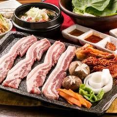 韓国家庭料理×サムギョプサル専門店 金ちゃん 渋谷本店