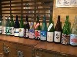 ◆過去に取り扱った期間限定の日本酒の一例◆