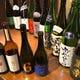 日本酒は常時約20種類程を銘柄を入替えながらご用意してます。