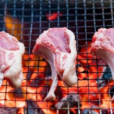 お肉も各種ご用意しています♪