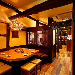 宴会個室×食べ放題 目白の台所