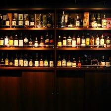 お酒の品揃えは千葉駅周辺でも随一!