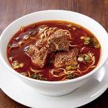 牛肉麺(ニューローメン)