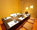 ご接待・会食に落着いた雰囲気の個室を是非ご利用下さいませ。