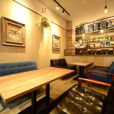 チーズとお肉の研究所 岡崎チーズラボ 東岡崎駅前 店内の画像