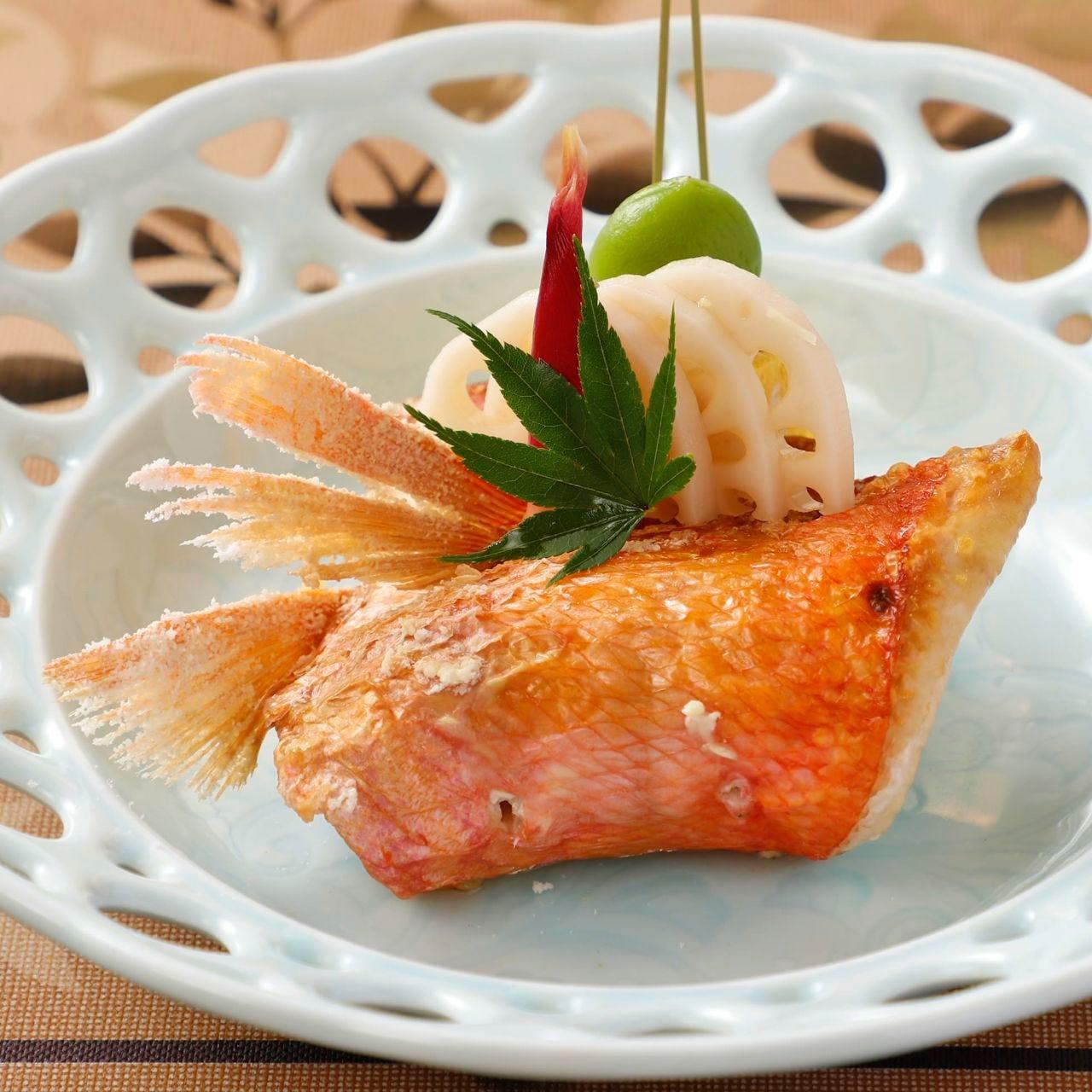 旬食材を使用した創作和食を堪能!おまかせ月替わりコース「桔梗」
