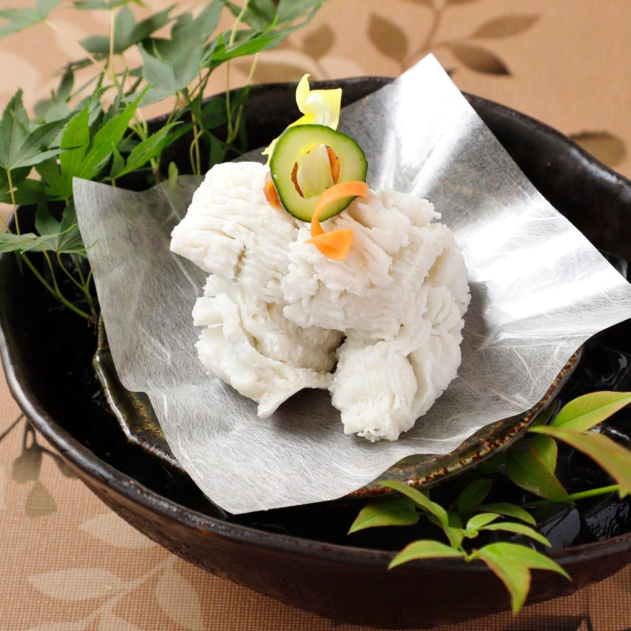 旬食材を使用した創作和食を堪能!本格京懐石コース「祇園」