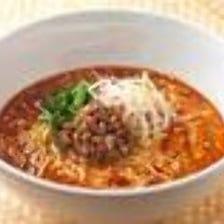 四川式担々麺