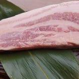 国産豚バラ