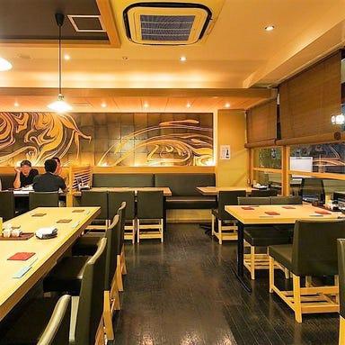 炭火 釜飯 月の家 成田駅前店 店内の画像