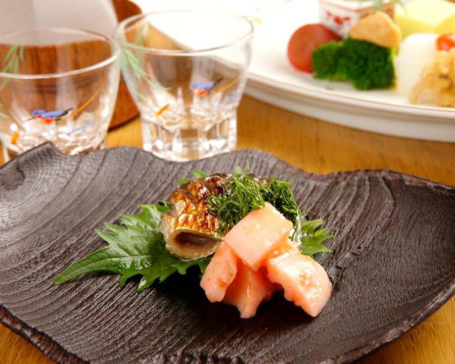 四季折々の本格和食と良く合う お酒をご提案いたします。