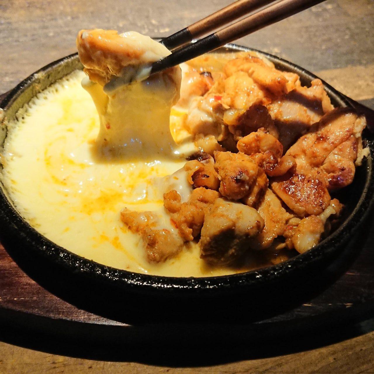 【期間限定】チーズダッカルビ