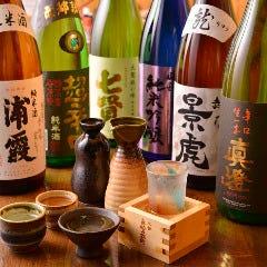 【地酒を増やしました】じどりーにょは日本酒も強い!!常時15種以上用意しています★
