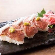 【おすすめ】和牛カルビ寿司
