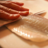 その日に獲れた新鮮魚介のカルパッチョ
