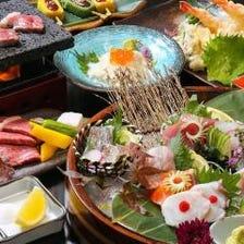 ◆新鮮魚介の海鮮料理居酒屋